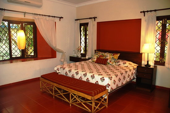 Casa Mia, Goa: Bedroom