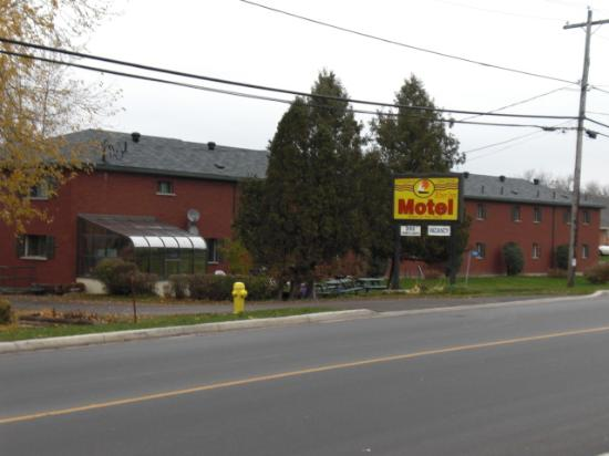 Campbellford, Canada: River Inn