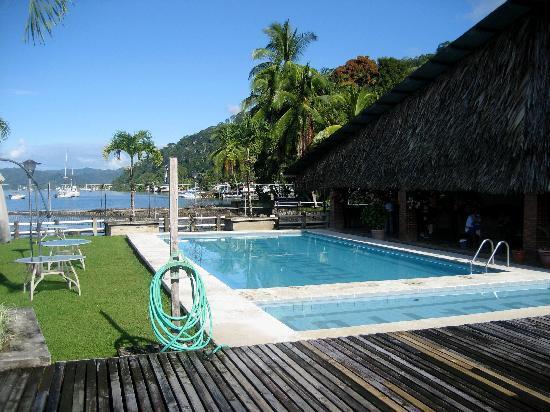 Hotel Las Gaviotas: lobby