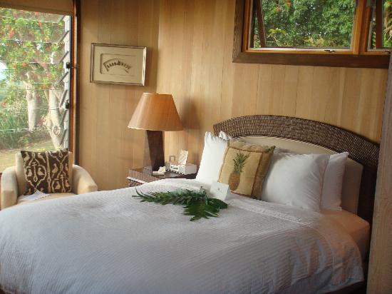 Holualoa Inn: Orchid room