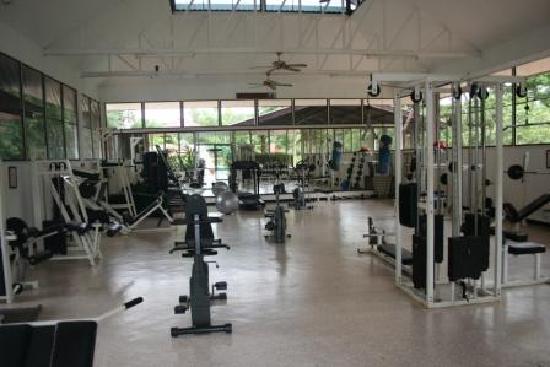 Tao Garden Health Spa & Resort: Fitness Center