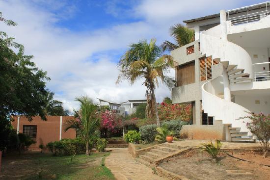 Hotel Casa Viento: Building