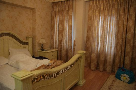 White House Hotel Istanbul: Bedroom