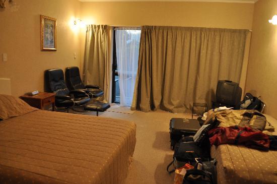 Comfort Inn Kauri Court: room