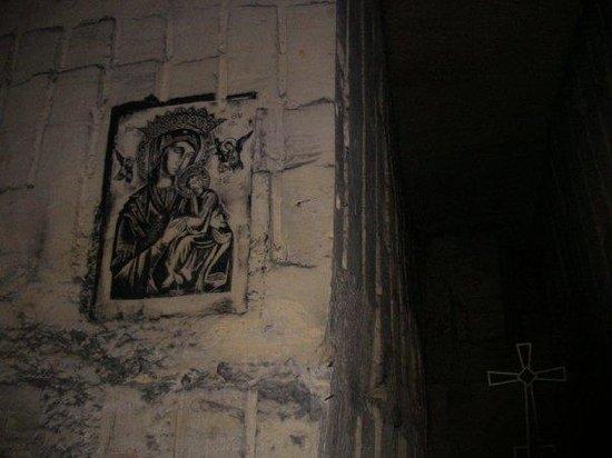 Maastricht Underground: Art in the mine