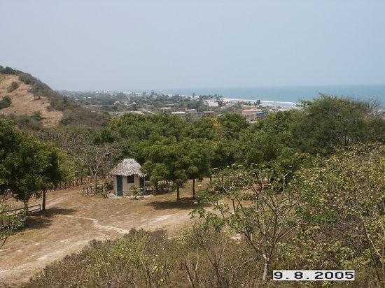 San Jacinto, Equador: san clemente beach