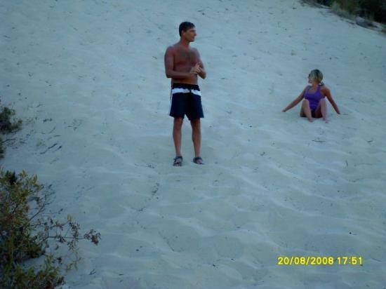 Bosa, อิตาลี: piscinas le dune sardegna