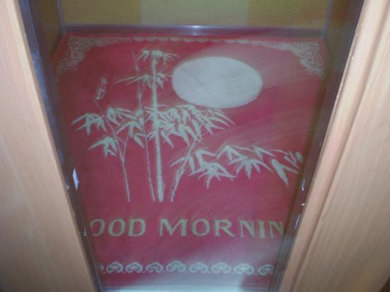 Hotel Saigon Morin: Loved the floor mats in the lift they change them 3 times a day