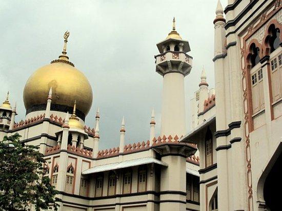 La mosquée Sultan