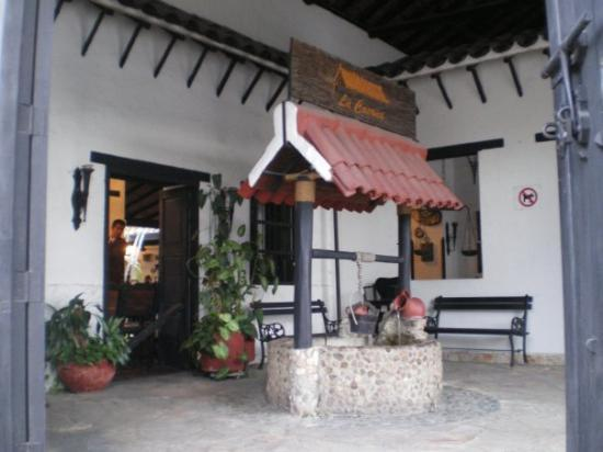 Bucaramanga, Colombie : oldest restaurant