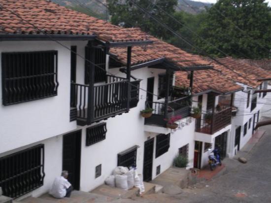 Bucaramanga, Colombie : oldest houses