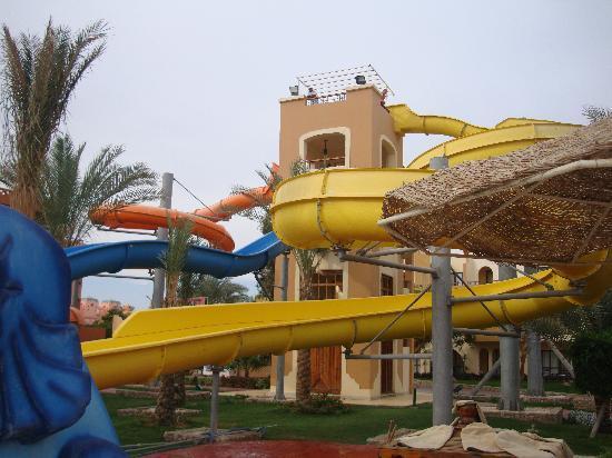 Sea Club Royal Nubian Island: scivoli