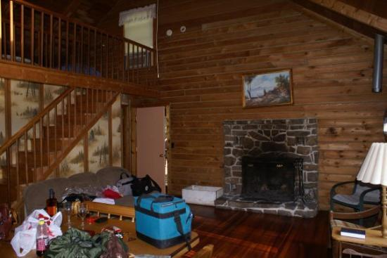 Beckley, WV: Stayed In A Great Cabin In The Mountains At Yokems! 6