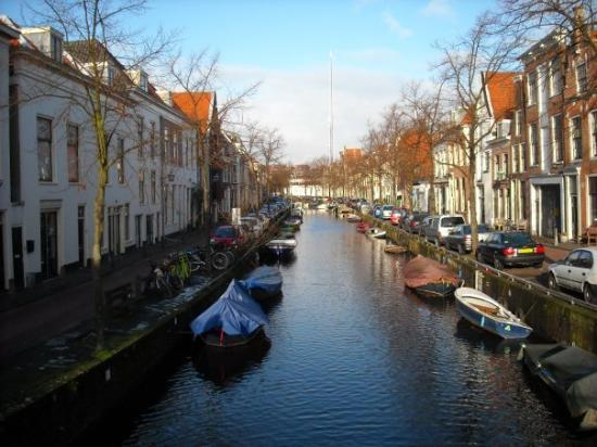 Харлем, Нидерланды: Channels of Haarlem :)