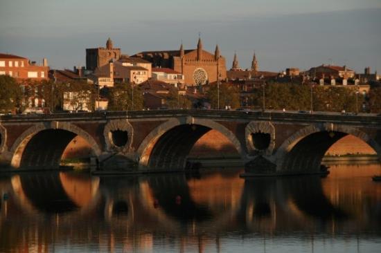 Garonne : Тулуза