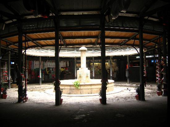 Valencia, Spania: Plaza redonda