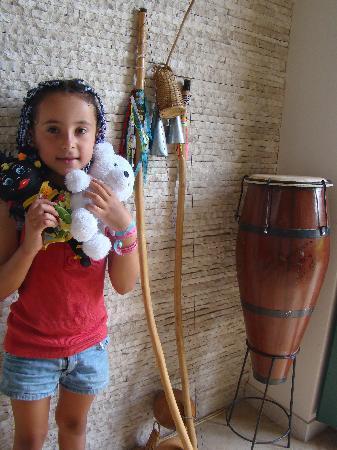 Pousada da Mangueira : música de Bahía
