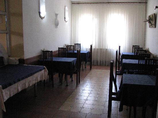 Vergina: The restaurant