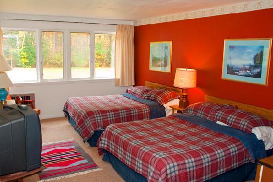 Snowdon Chalet: Room2