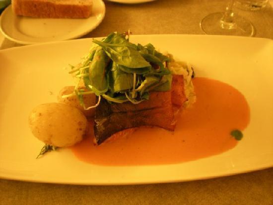 Hotel Helka : dinner