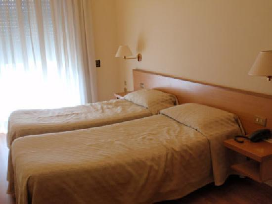 Plaza Hotel: 部屋