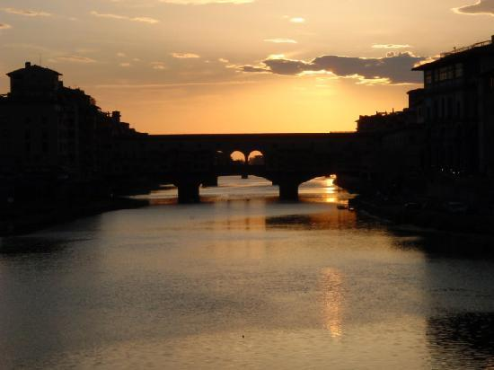 Hotel David: Ponte Vecchio Bridge