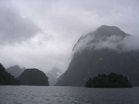 Doubtful Sound Wilderness Day Cruises – Real Journeys: Awesome Scenery