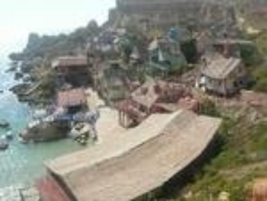 St. Paul's Bay, Malta: Popeye Village