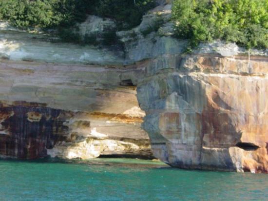 Bilde fra Pictured Rocks National Lakeshore