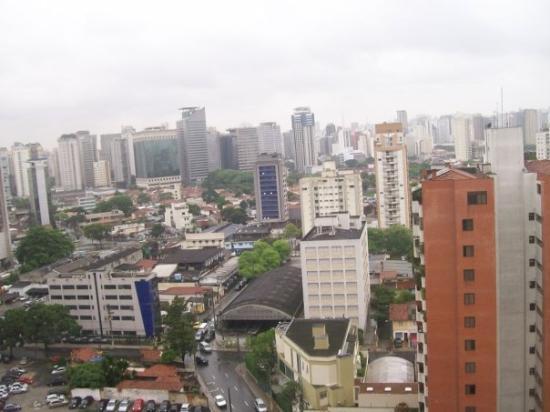 Travel Inn The World: La ciudad desde el hotel