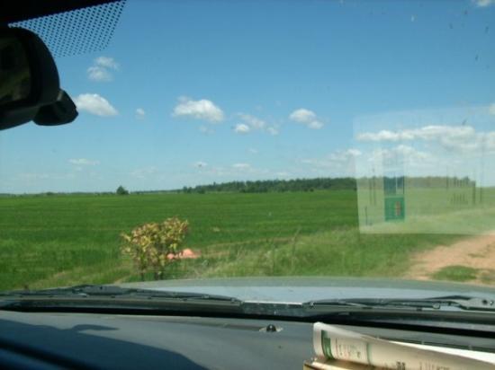 Harrisburg, أركنساس: Dad's farm