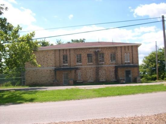 Harrisburg, أركنساس: Poinsett County Jail (Ahhh...the memories!)
