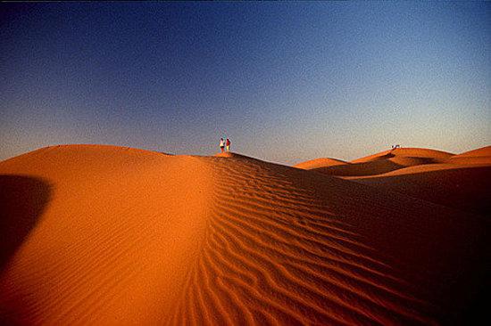 Savor Morocco: Dunes near Zagora, Morocco