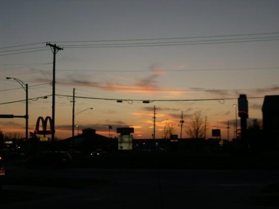 Sunset @ Andover, KS (11.05.09)