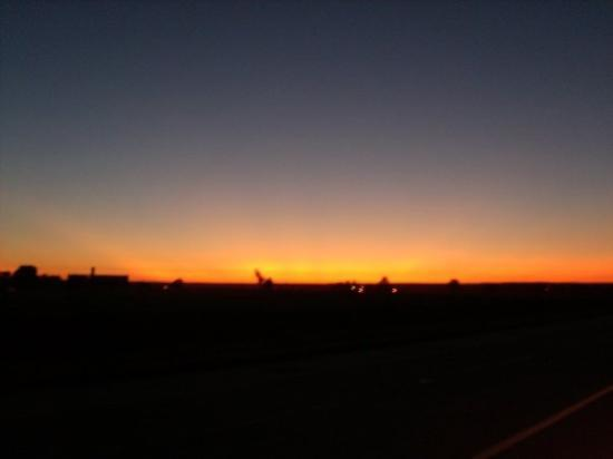 Fredonia, KS: Near Freedonia on Hwy 400