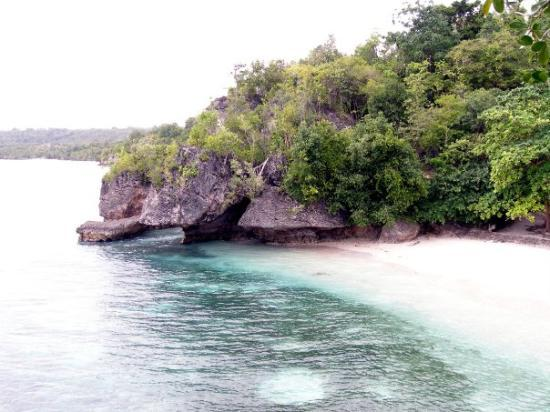 Siquijor Island, Philippines : Salagdoong Beach