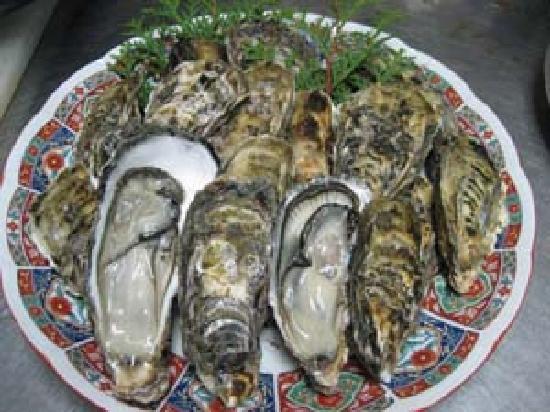 Minshuku Nanpuso : 今牡蠣が美味しいです