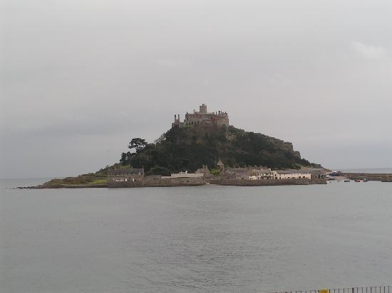 Cornwall, UK: St Michaels Mount