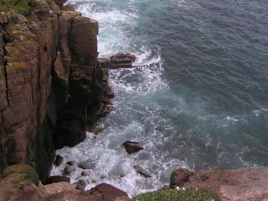 Cornwall, UK: Land's End