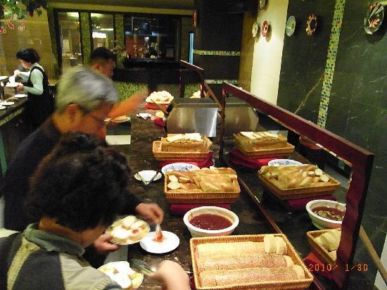 Yangyang Vivasha Resort Hotel: 朝食3