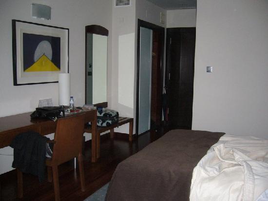 Hotel America Vigo : habitación