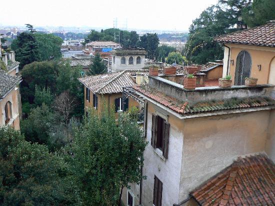 terrazze di Roma - Picture of Hotel San Anselmo, Rome - TripAdvisor