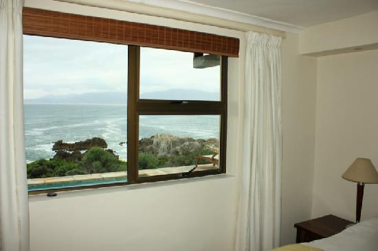 Cliff Lodge: View from bedroom window