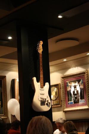 Hard Rock Cafe Copenhagen: Hrc