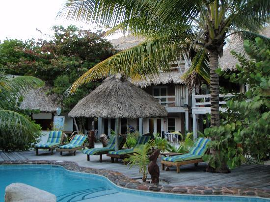 Xanadu Island Resort: Pool area