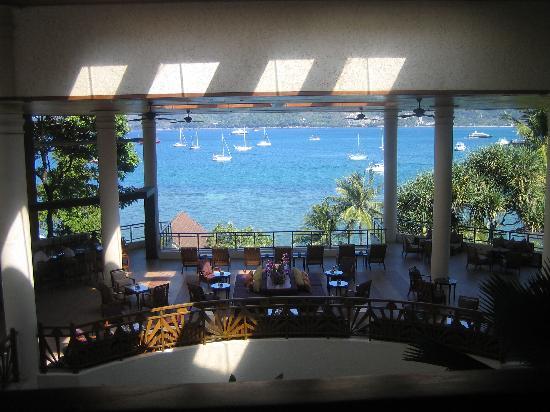 Amari Phuket: View from the Lobby