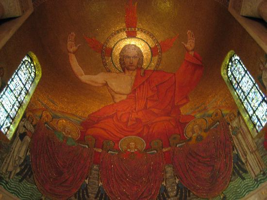 Basilica of the National Shrine of the Immaculate Conception: Christ the Majesty