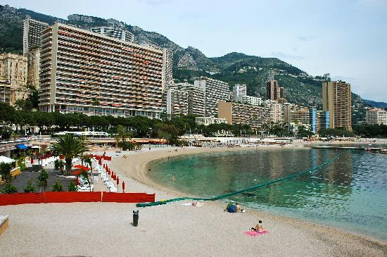 larvotto beach monte carlo all you need to know before you go with photos tripadvisor. Black Bedroom Furniture Sets. Home Design Ideas