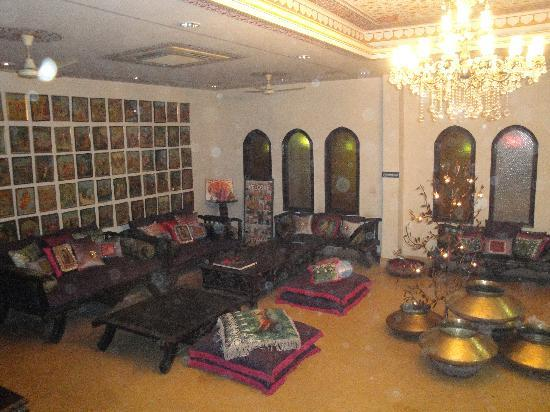 Jyoti Mahal Guest House: hall