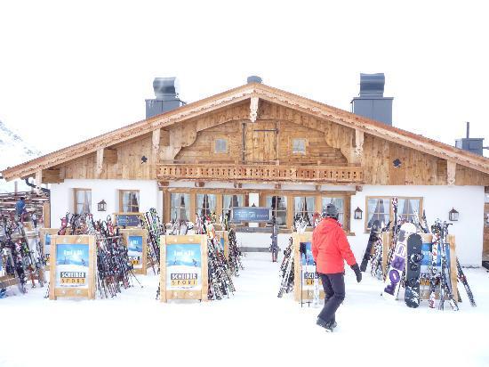 Hotel Edelweiss & Gurgl: Hohe Mut Restaurant